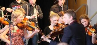 folkBaltica Ensemble spielt auf Düppel