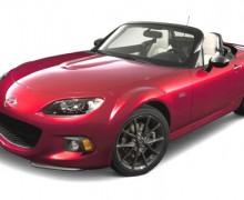 Nix los in Flensburg – da stellen wir doch gerne mal das neue Mazda MX-5-Sondermodell vor