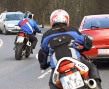 Umstrittenes Thema? Politiker fordern Frontkennzeichen für Motorräder