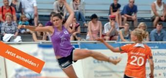 Erste Landesmeisterschaft im Beachhandball am 12. Juli in Holnis