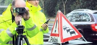Ab 1. Mai  neue Punkte in Flensburg: Acht Punkte reichen zum Führerscheinentzug im Flensburger Punktesystem