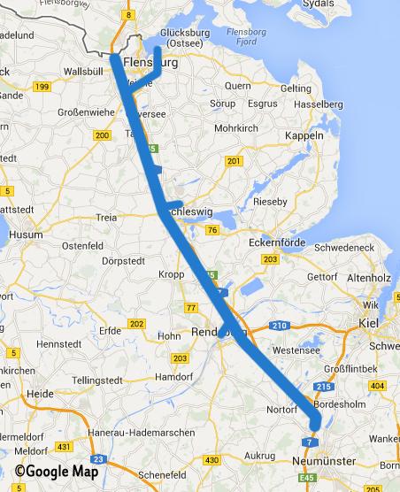 Zukunftsweisend! Initiative plant Autobahntunnel von Flensburg bis Bordesholm
