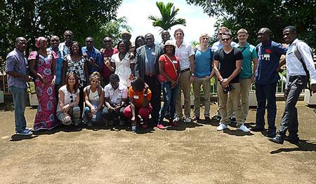 FH Flensburg – Eine neue Sicht auf die Welt – 1. Spring School in Kamerun