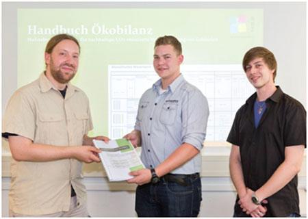 Klimapakt Flensburg – Eckener Schule erstellt Handbuch für Gebäudemodernisierung