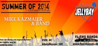 Festival Summer of 2014 im Haus der Kinder und Jugend in Harrislee