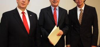 Flensburger Honorarprofessor als Präsident des GWEC bestätigt