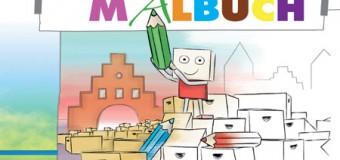 Klimapakt Flensburg verschenkt Malbücher