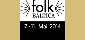 Spoorendonk eröffnet: folkBALTICA ist musikalischer Mittler zwischen Deutschland und Dänemark