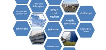 Das neue  Jugendaufbauwerk (JAW) in Flensburg wird feierlich eröffnet