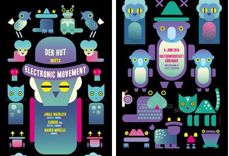Hamburger Musiklabel feiert Geburtstag im Flensburger Kühlhaus