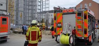 Tödlicher Arbeitsunfall an der Baustelle beim Flensburger ZOB
