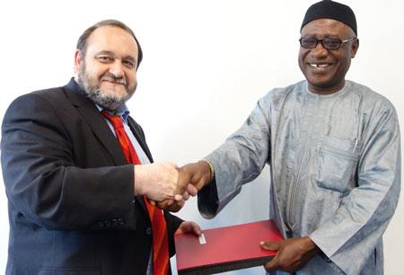 Uni Flensburg und University of Education in Winneba/Ghana vertiefen ihre Zusammenarbeit