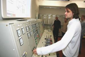 Maschinenraumsimulator