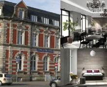 Offizielle Vorstellung des neuen Skandinavischen Designhotels Alte Post in Flensburg