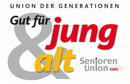 Flensburger CDU Senioren-Union feiert 25-jähriges Bestehen