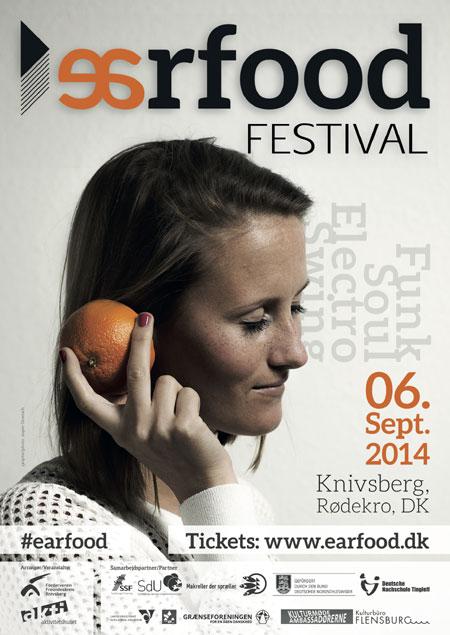 Neu in Dänemark nahe Flensburg: Das Earfood Festival 2014