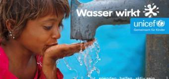 """UNICEF Benefizkonzert """"Wasser wirkt"""" im Audimax Flensburg"""