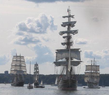 Vorschau: 6. Flensburg NAUTICS vom 15. bis 17. August 2014