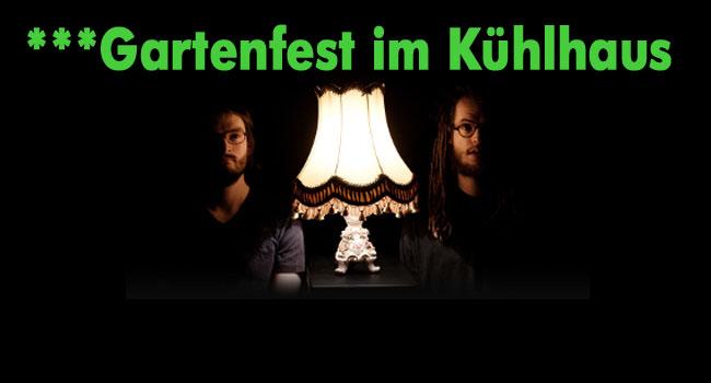 Kühlhaus Flensburg feiert ein ***Gartenfest