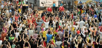 MOBI 2014 in Flensburg – Wir holen den ZUMBA-Rekord
