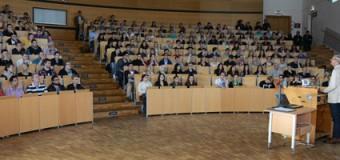 350 HLA-Schüler auf dem Flensburger Campus