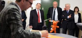 An der Flensburger Fachhochschule tanzen die Puppen