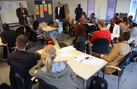FH Flensburg – International Studierende finden Chancen für afrikanische Märkte