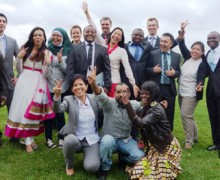 "Flensburg – Bewegende Abschlussfeier des Masterstudiengangs ""Energy and Environmental Management in Developing Countries"""