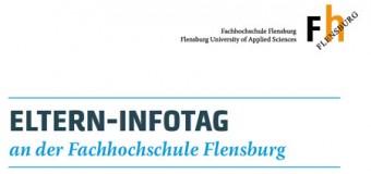 FH Flensburg lädt Eltern zum Info-Tag