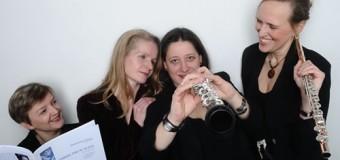 """Musikalischer Abend """"Coco Chanel"""" mit dem Ensemble Tityre in Flensburg"""