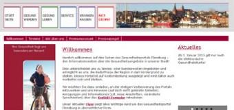 Flensburg: Gesundheitsportal nun noch umfangreicher