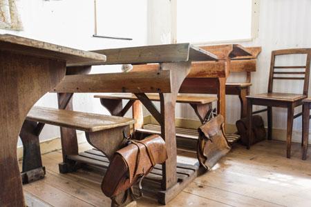 Schule Ramsharde in Flensburg – Eltern dürfen die Schulbank drücken
