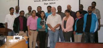 Flensburger machen Wind in der Karibik