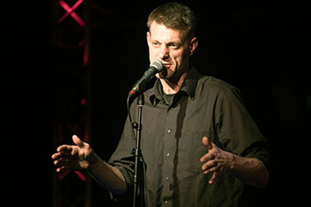 Am Samstag im Kühlhaus Flensburg: Poetry Slam