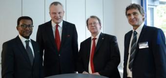 Das Afrika-Zentrum der FH Flensburg wurde eröffnet
