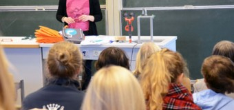 Rückenwind an der FH Flensburg – Studieninfotag für Schülerinnen ab der 10. Klasse