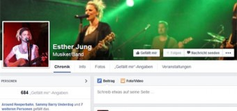 Esther Jung – wird sie The Voice of Germany 2014?