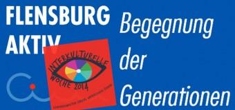 Auch 2014: Flensburg aktiv – Begegnung der Generationen vom 27.10. bis zum 02.11.2014
