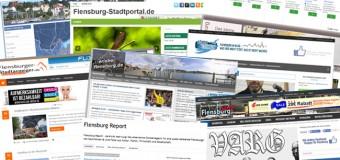 Das lustige Dutzend Flensburger Stadtportale