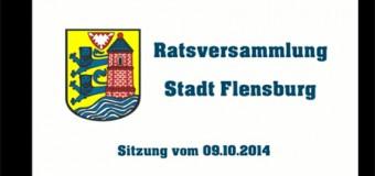Guckst Du ab sofort Flensburger Ratsversammlungen auf Video