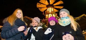 Es lockt der Duft gebrannter Mandeln und des Punsches – Der Flensburger Weihnachtsmarkt