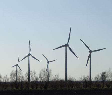 Vorlesung in Flensburg: Bei Siemens geht es nicht nur um ein paar Windkraftanlagen, sondern gleich um ein paar Dutzend