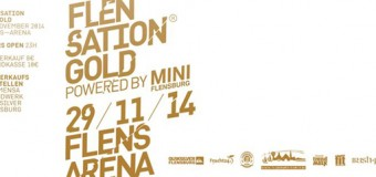 Flensation GOLD – Die Party in der Flens-Arena