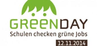 Schüler checken grüne Jobs an der FH Flensburg