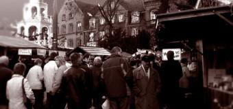 Was dem Kölner der Karneval, ist dem Nordlicht die Glühweinzeit