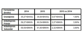 Stadtwerke Flensburg: Strom und Wasserpreis stabil, Fernwärme wird teurer