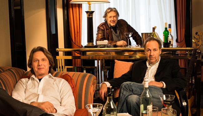 Hammond-Orgel Kult mit B3 live im Kühlhaus Flensburg