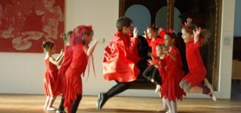 Kinder-Fasching auf dem Museumsberg Flensburg