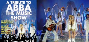 ABBA Total: A TRIBUTE TO ABBA – THE MUSIC SHOW im Deutschen Haus