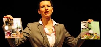 Theater Kormoran in der Pilkentafel: Rosa/Blau –  Ein Besuch im Amt für Differenzverwaltung